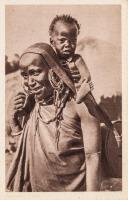 Série III AFRIQUE - une maman au Kenya