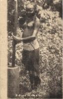 Kikuyu woman
