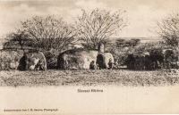 Massai-Hütten