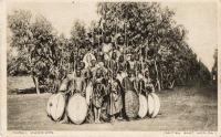 Masai Warriors (British East Africa)