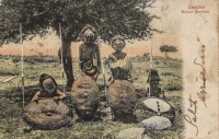 Zanzibar - Masaia Warriors