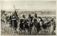 In the Masai Reserve