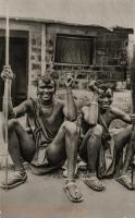 Massai Warriors - East Africa