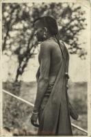 Kenya. Masai Type