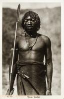 Masai soldier
