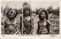 The Massia People, British East Africa