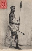 A Somali Warrior