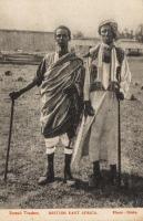 Somali Traders - BRITISH EAST AFRICA