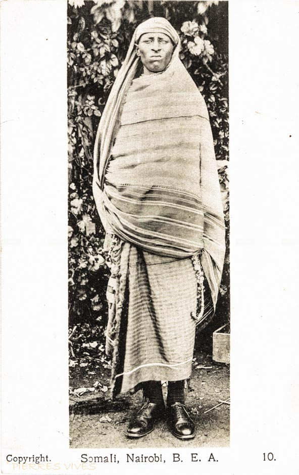 Somali Nairobi B.E.A.
