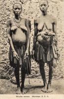 Wouika Woman, Mombasa B.E.A.