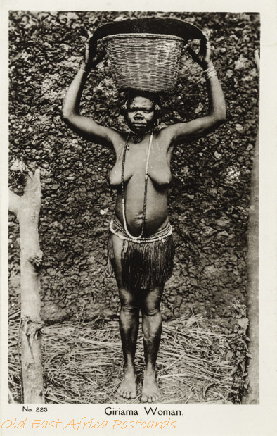 Giriama Woman