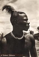A Turkana Tribesman