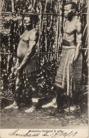 Wakamba Husband and Wife