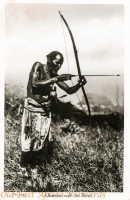 Ukamba with his Bow