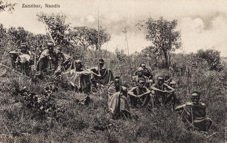 Zanzibar, Nandis