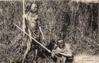 AFRIQUE Guerriers Kikouyous