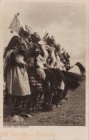 Kipsigis Girls Dancing