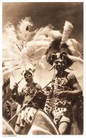 Luo dancers