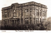 The Treasury,Nairobi (B.E.A.)