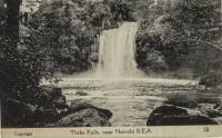 Thika Falls, near Nairobi B.E.A.