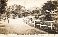 Ainsworth Bridge, Nairobi B.E.A.