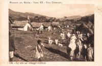 La vita nei villaggi cristiani