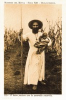 Il buon pastore con la pecorella smarita - Orfanotrofio