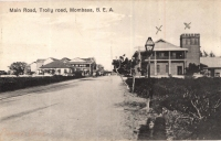 Main Road, Trolly road, Mombasa, B.E.A