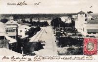 Main road of Mombasa