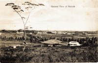 General view of Nairobi