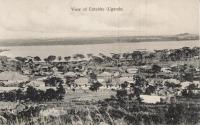 View of Entebbe (Uganda)