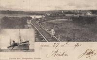 ZANZIBAR (train + boat)
