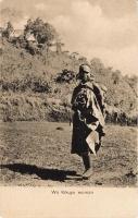 Wa Kikuyu Woman