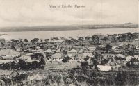 View of Entebbe (Uganda)