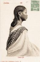 Comoro girl