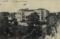 H.B.M. Agency and Consulate