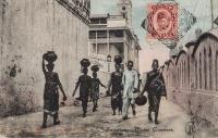 Zanzibar - Water Carriers