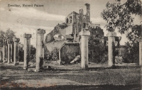 Zanzibar, Ruined Palace