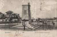Sir Lloyd Mathew s Monument