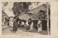 Zanzibar, Native Village