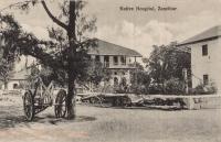 Native Hospital, Zanzibar