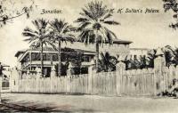 Zanzibar. Sultan s Palace