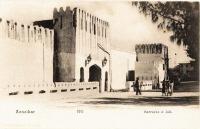 Barracks and jail