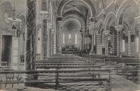 Zanzibar, interior of St.Joseph Cathedral
