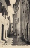 Zanzibar. Shangani Street & English Club