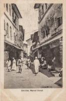 Zanzibar, Market Street