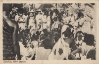 Zanzibar, Native Dancers