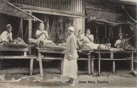 Dates shop, Zanzibar