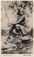 Boran woman