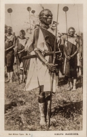Kikuyu Warriors